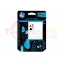 HP C51645A Black Printer Ink Cartridge