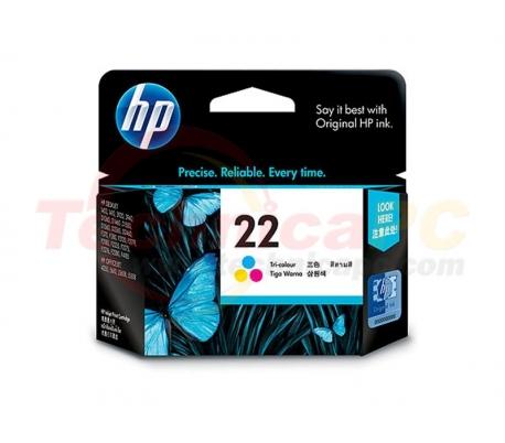 HP C9352A Color Printer Ink Cartridge