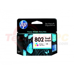 HP CH562ZZ Color Printer Ink Cartridge