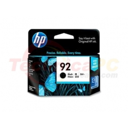 HP C9362WA Black Printer Ink Cartridge