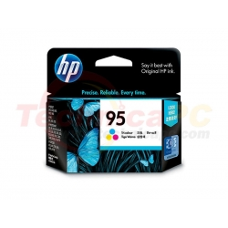 HP C8766WA Color Printer Ink Cartridge