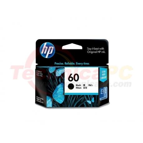 HP CC640WA Black Printer Ink Cartridge