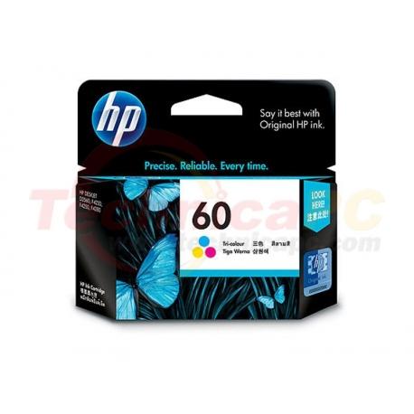 HP CC643WA Color Printer Ink Cartridge