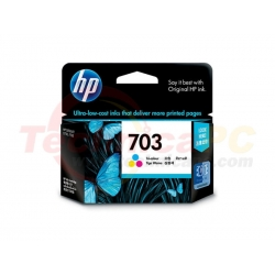 HP CD888AA Color Printer Ink Cartridge