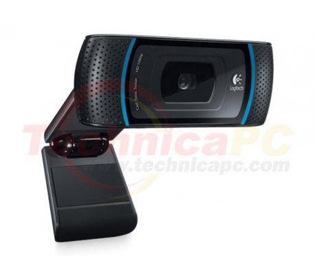 Logitech Quickcam C910 HD Pro Web Camera