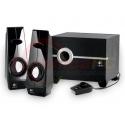 Logitech Z103 17W RMS 2.1 Speaker