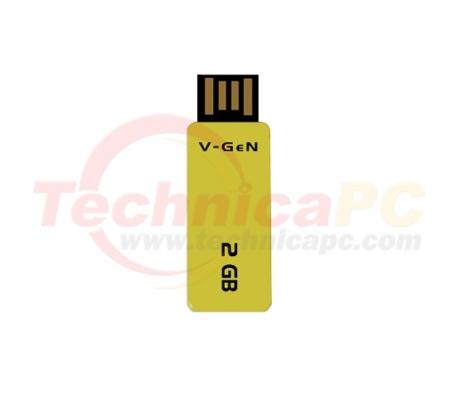 V-Gen Ballistic 2GB USB Flash Disk