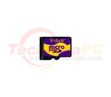 V-Gen NA 4GB Micro SD Card