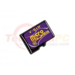 V-Gen Class 10 16GB Micro SD Card