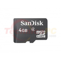 SanDisk HC Mobile 4GB Micro SD Card