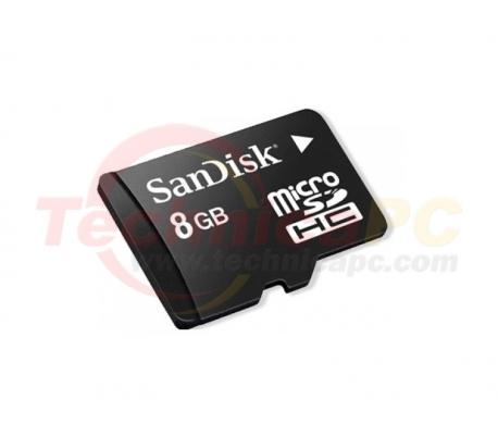 SanDisk HC Mobile 8GB Micro SD Card