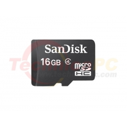 SanDisk HC Mobile 16GB Micro SD Card