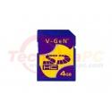 V-Gen HC 4GB SD Card