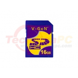 V-Gen HC 16GB SD Card