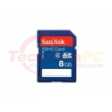 SanDisk HC 8GB SD Card
