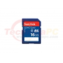 SanDisk HC 16GB SD Card