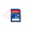 SanDisk HC 32GB SD Card