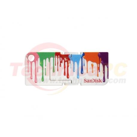 SanDisk Cruzer Pop CZ53 4GB White USB Flash Disk