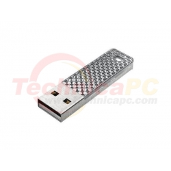 SanDisk Cruzer Facet CZ55 4GB Silver USB Flash Disk