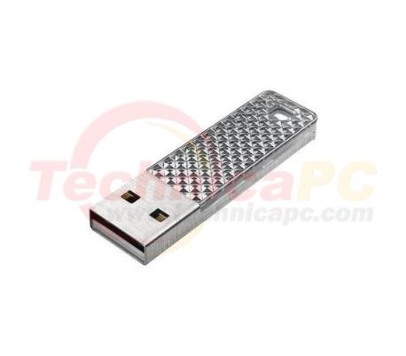 SanDisk Cruzer Facet CZ55 4GB Silver USB Flash Disk