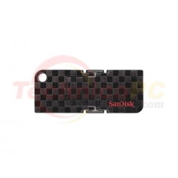SanDisk Cruzer Pop CZ53 8GB Black USB Flash Disk