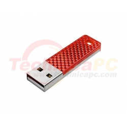 SanDisk Cruzer Facet CZ55 8GB Red USB Flash Disk