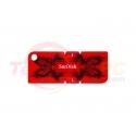 SanDisk Cruzer Pop CZ53 16GB Red USB Flash Disk