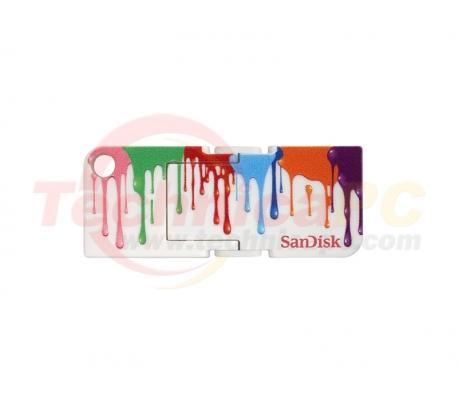 SanDisk Cruzer Pop CZ53 32GB White USB Flash Disk