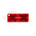 SanDisk Cruzer Pop CZ53 32GB Red USB Flash Disk