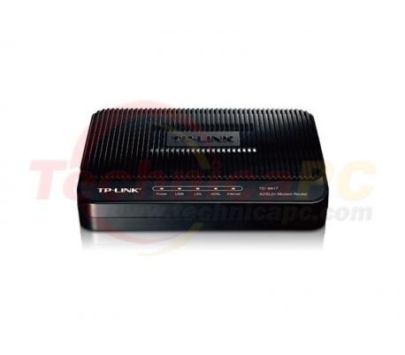 TP-Link TD-8817 108Mbps Modem ADSL