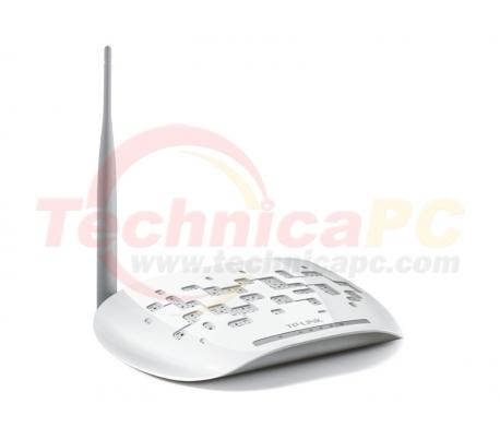 TP-Link TD-W8151N 150Mbps Modem ADSL - Wireless Router
