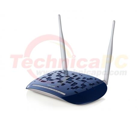 TP-Link TD-W8960N 300Mbps Modem ADSL - Wireless Router