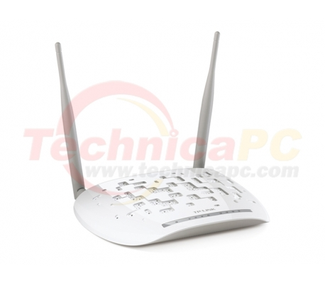 TP-Link TD-W8961ND 300Mbps Modem ADSL - Wireless Router