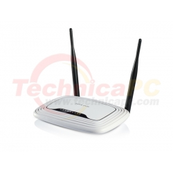 TP-Link TL-WR841ND 300Mbps Wireless Router