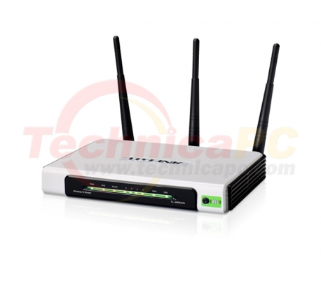 TP-Link TL-WR940N 300Mbps Wireless Router