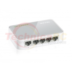 TP-Link TL-SF1005D 5Ports Desktop Switch 10/100