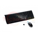 Genius SlimStar i820 Wireless Multimedia Keyboard & Mouse Bundle
