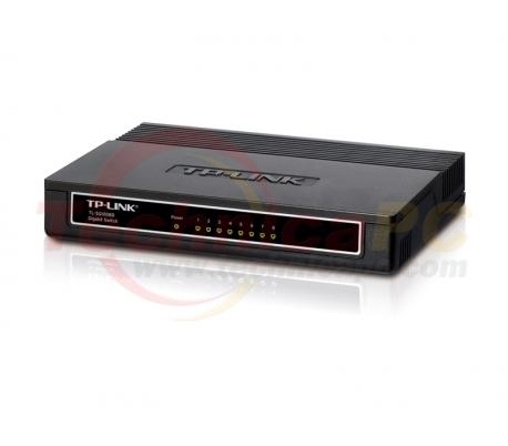 TP-Link TL-SG1008D 8Ports Desktop Switch 10/100/1000 Gigabit