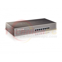 TP-Link TL-SG1008 8Ports Desktop Switch 10/100/1000 Gigabit