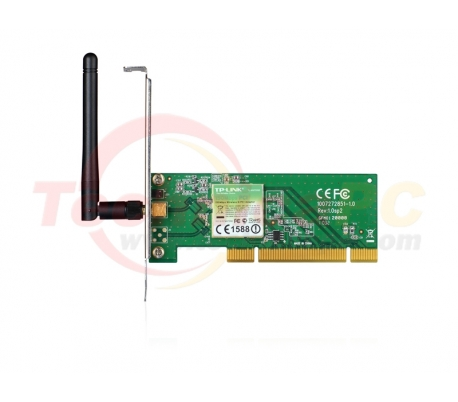 TP-Link TL-WN751ND 150Mbps Wireless PCI Adapter