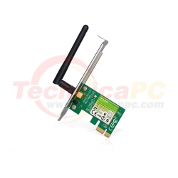 TP-Link TL-WN781ND 150Mbps Wireless PCI Adapter