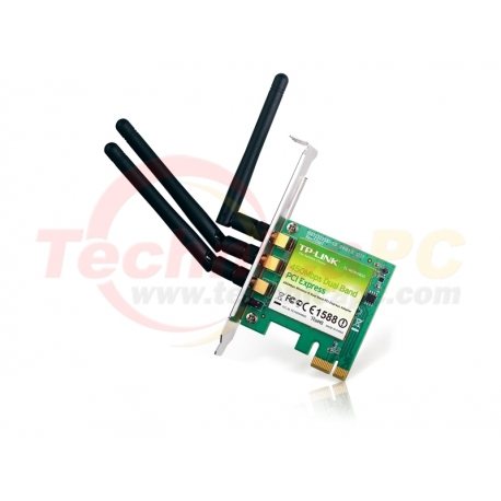 TP-Link TL-WDN4800 450Mbps Wireless PCI Adapter