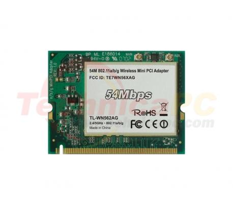 TP-Link TL-WN562AG 54Mbps Wireless LAN PCI Mini Adapter