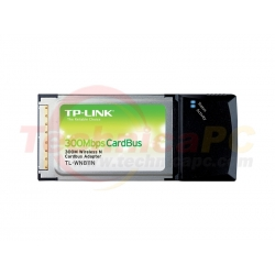 TP-Link TL-WN811N 300Mbps PCMCIA Wireless LAN Cardbus Adapter