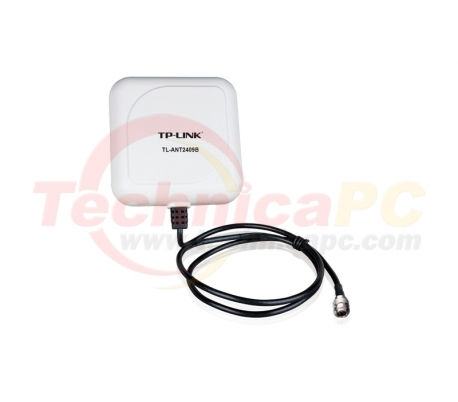 TP-Link TL-ANT2409B 2.4GHz Outdoor Directional Wireless Antenna