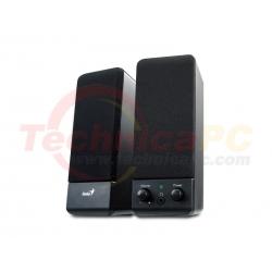 Genius SP-S110 1W RMS 2.0 Speaker