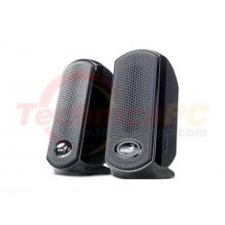 Genius SP-U110 1W RMS 2.0 Speaker