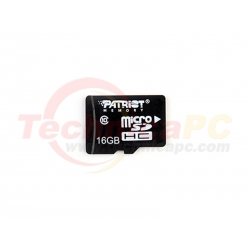 Patriot HC LX Class 10 16GB Micro SD Card