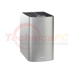 Western Digital My Book Thunderbolt Duo 4TB WDBUPB0040JSL HDD Exernal 3.5""