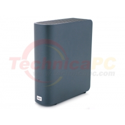 Western Digital My Book Live 1TB Ethernet WDBACG0010HCH HDD Exernal 3.5""